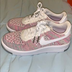 Womens Nike WMNS Air Force 1 Low Flyknit